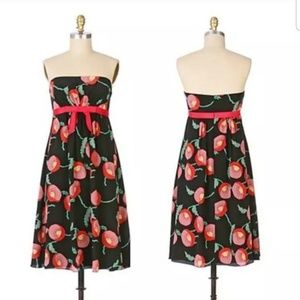"Anthropologie ""Papaver"" Poppy Dress"